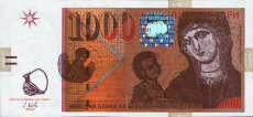 1000 dinari macedoni
