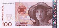 100 corone norvegesi