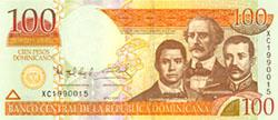 100 Pesos Dominicano
