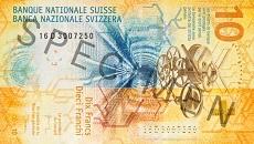10 franchi svizzeri