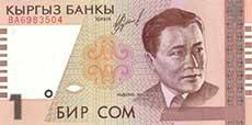1 som kirghiso fronte