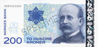 200 corone norvegesi