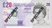 20 sterline