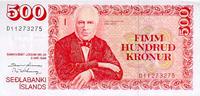 500 corone islandesi
