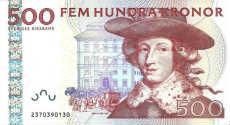 500 corone svedesi