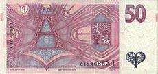 50 corone ceche