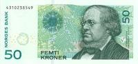50 corone norvegesi