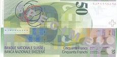 50 franchi svizzeri