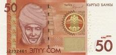 50 som kirghiso fronte